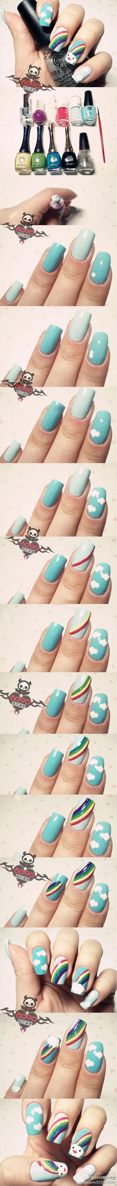 nail_art_arc_en_ciel