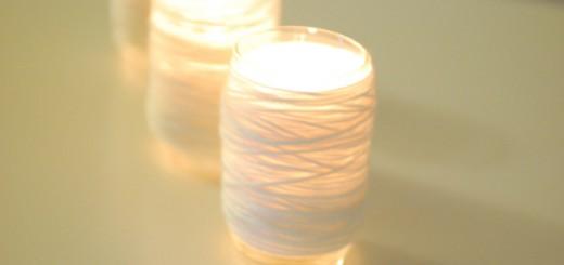 bougie laine