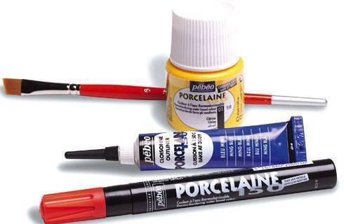 produits bepeo peinture porcelaine