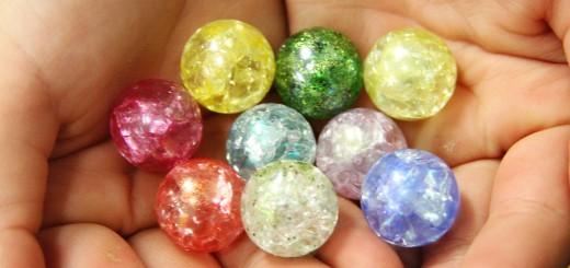 perles cristal