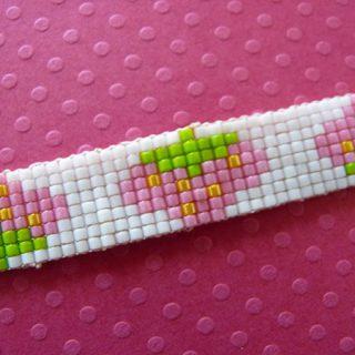 diy_miyuki_bracelet_fraises_grosplan