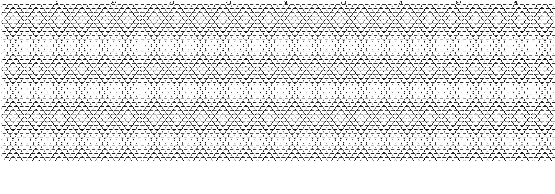 grille brick stitch